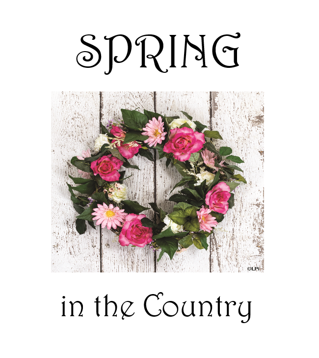 Spring in the Country logo image