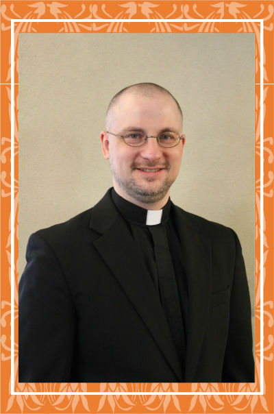Picture of Fr. Marc Stockton, pastor