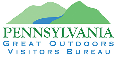 Logo for PA Great Outdoors Visitors Bureau