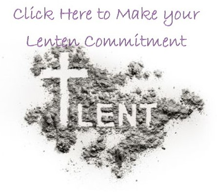 Lent Commitment