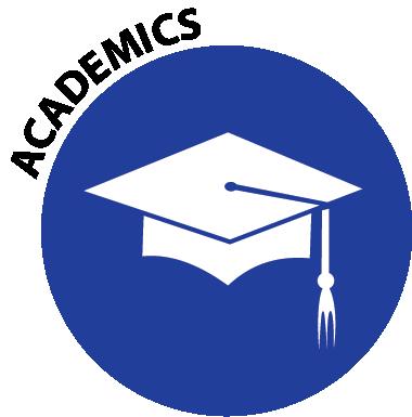 Academics button